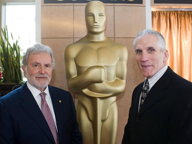 Race and The Oscars: Oscar General