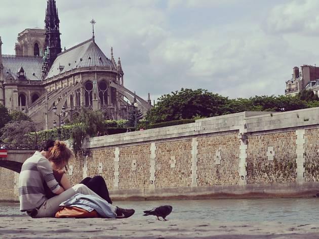 Valentine's Day events in Paris