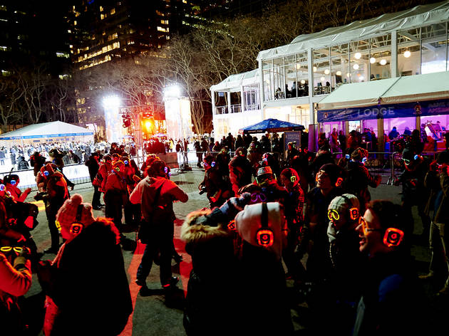 Winter Carnival at Bank of America Winter Village at Bryant Park