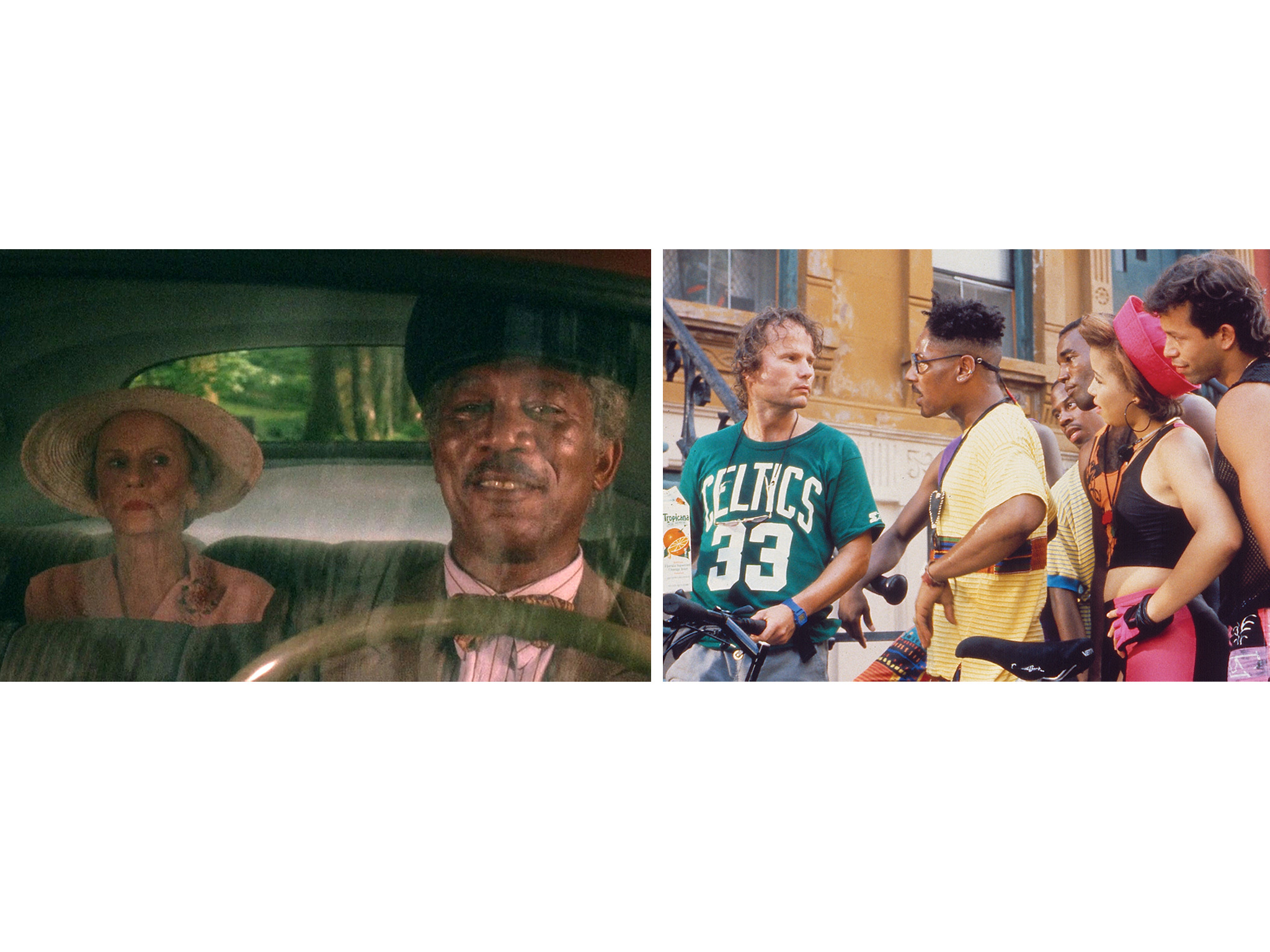 1990: Driving Miss Daisy vs Do the Right Thing