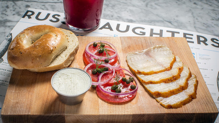 Russ & Daughters to make its Brooklyn debut at a Navy Yard food hall