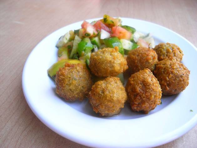 The best falafel in Zagreb