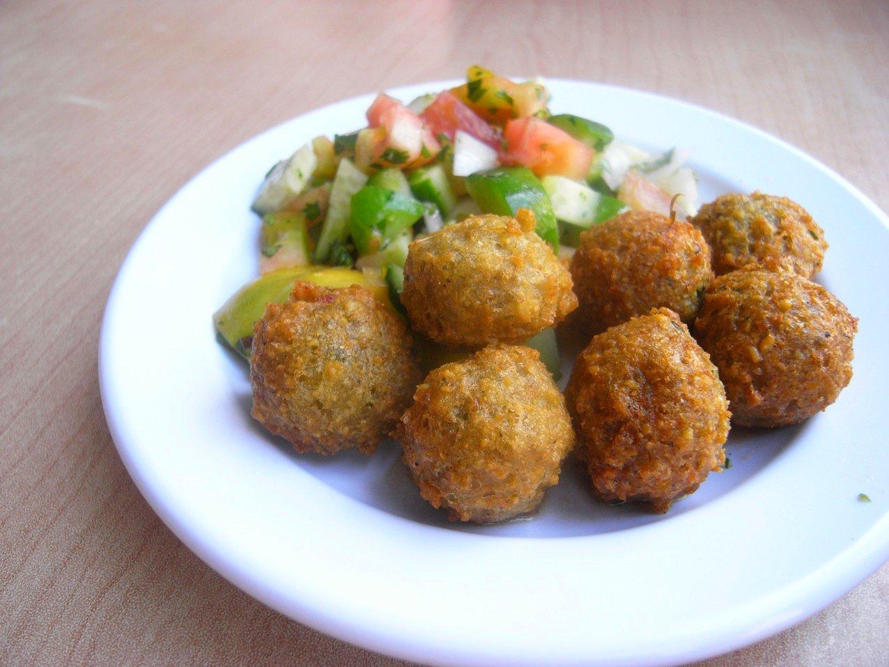 The best falafel in Zagreb