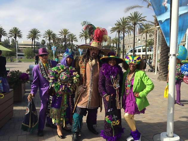 Long Beach Mardi Gras