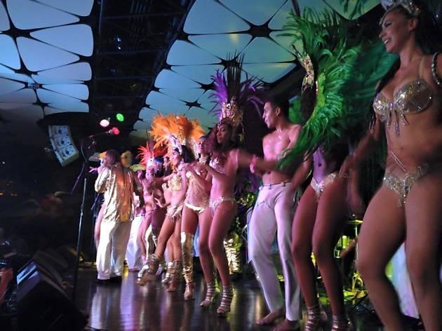 Brazilian Carnaval of Axé & Samba