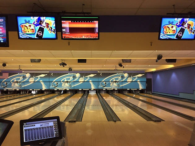Presidio Bowl