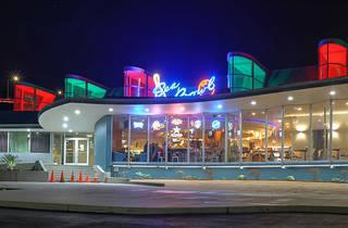 Sea Bowl Entertainment Center