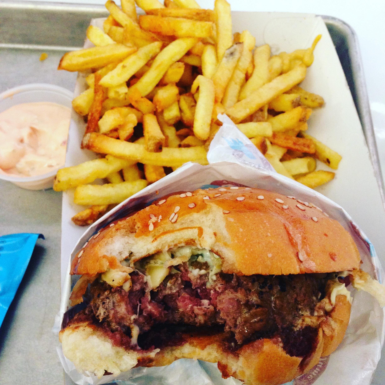 Restaurants • Le Camion qui Fume (restaurant)