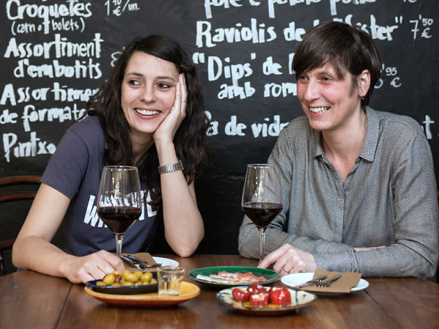 Bars de barri a Barcelona