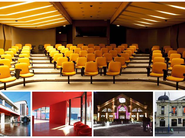 Les meilleurs théâtres en banlieue