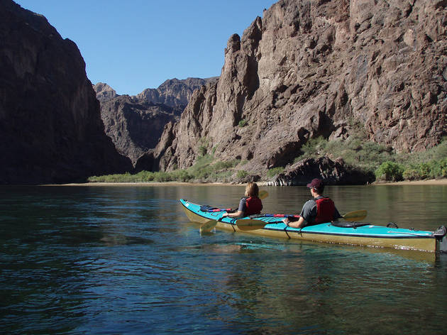 Kayak Black Canyon