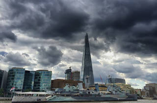 Four out of five of the most unhappy places in the UK are in London