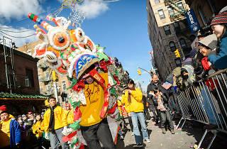 Madison Street to Madison Avenue Lunar New Year Celebration