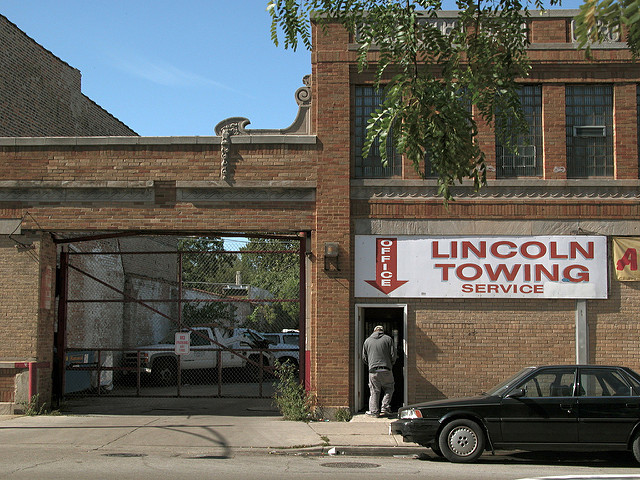 Lincoln Towing under fire, petition seeks to suspend company's business license