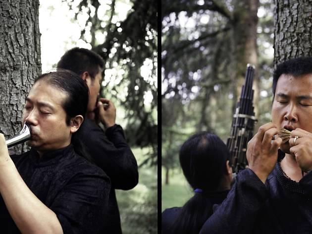 Wang Li & Wu Wei