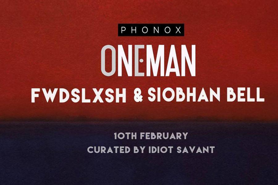 Oneman & Special Guests