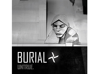 """Untrue"" by Burial"