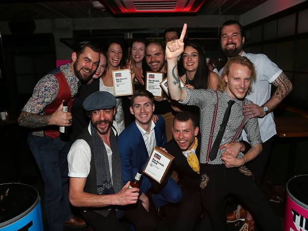 Save the date for the Time Out Bar Awards!