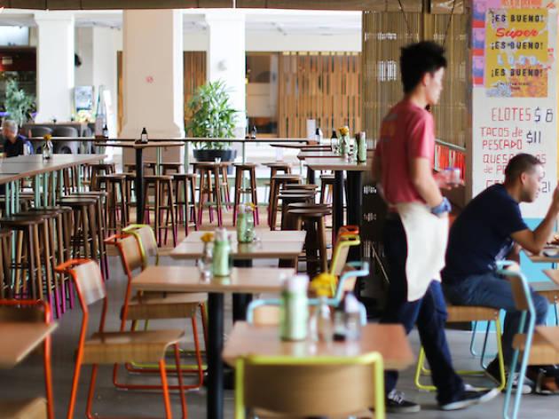Singapore Cocktail Week: Mezcal and Food Pairing Workshop