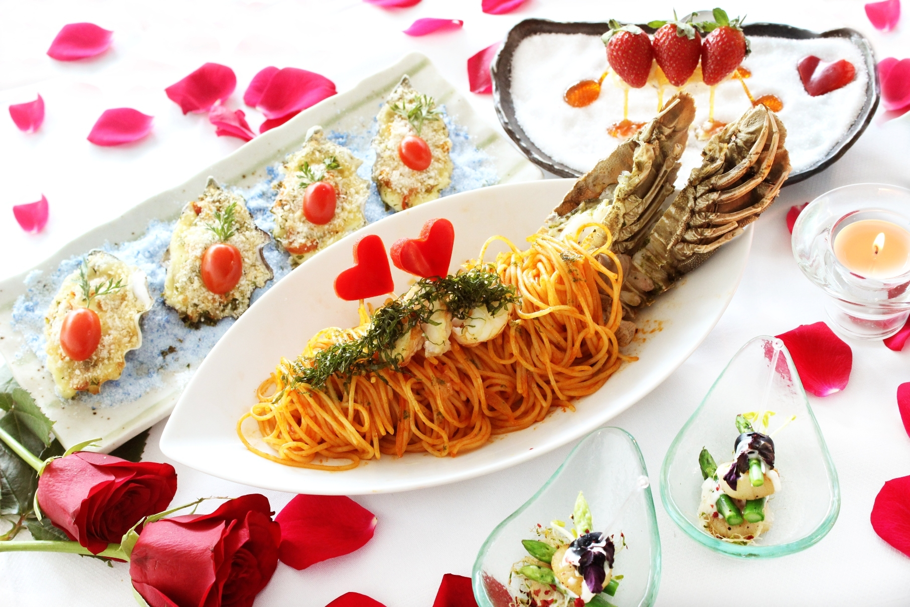 Valentine's Day meals in KL