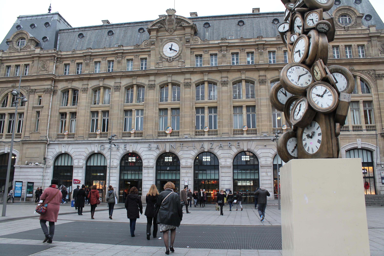 24 heures saint lazare - Restaurant gare saint lazare ...