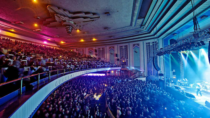 Live music at Troxy