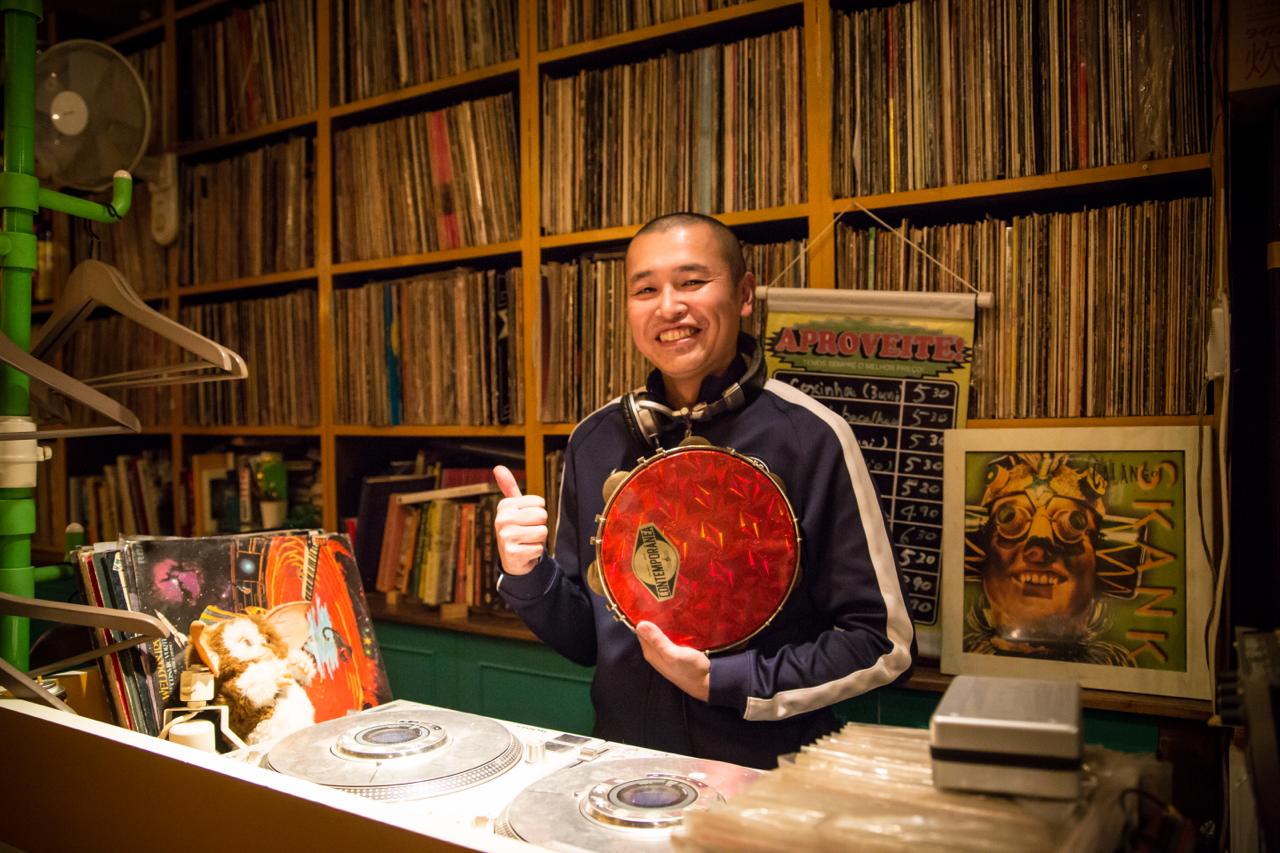 TOKYO MUSIC BOX #14 Bar Blen blen blen