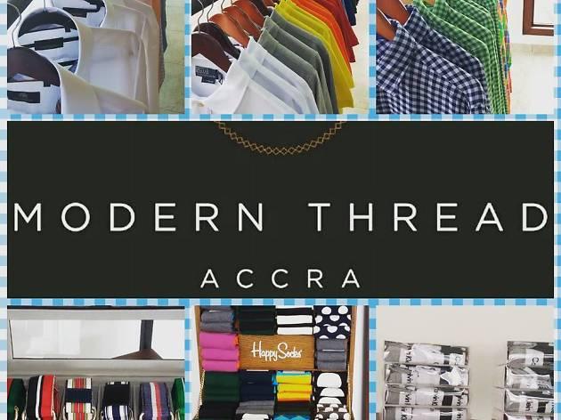 Modern Thread, Menswear, Accra, Ghana