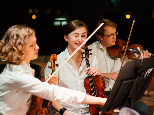 The Little Orchestra: London's chillest classical music ensemble