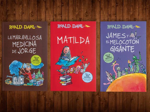 Colección Roald Dahl