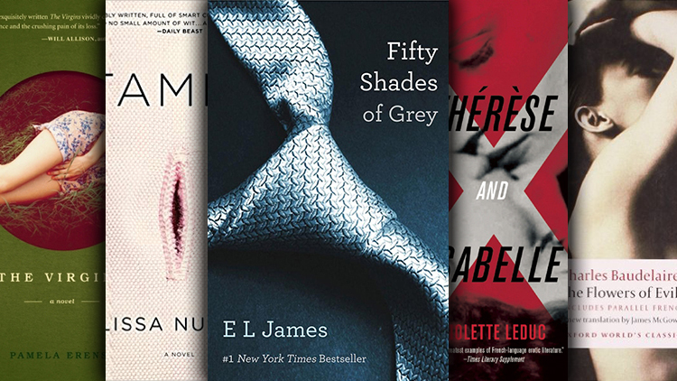 Erotic books better than Fifty Shades of Grey