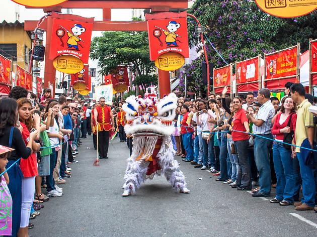 ¡Año Nuevo Chino! Comunidad China de México AC