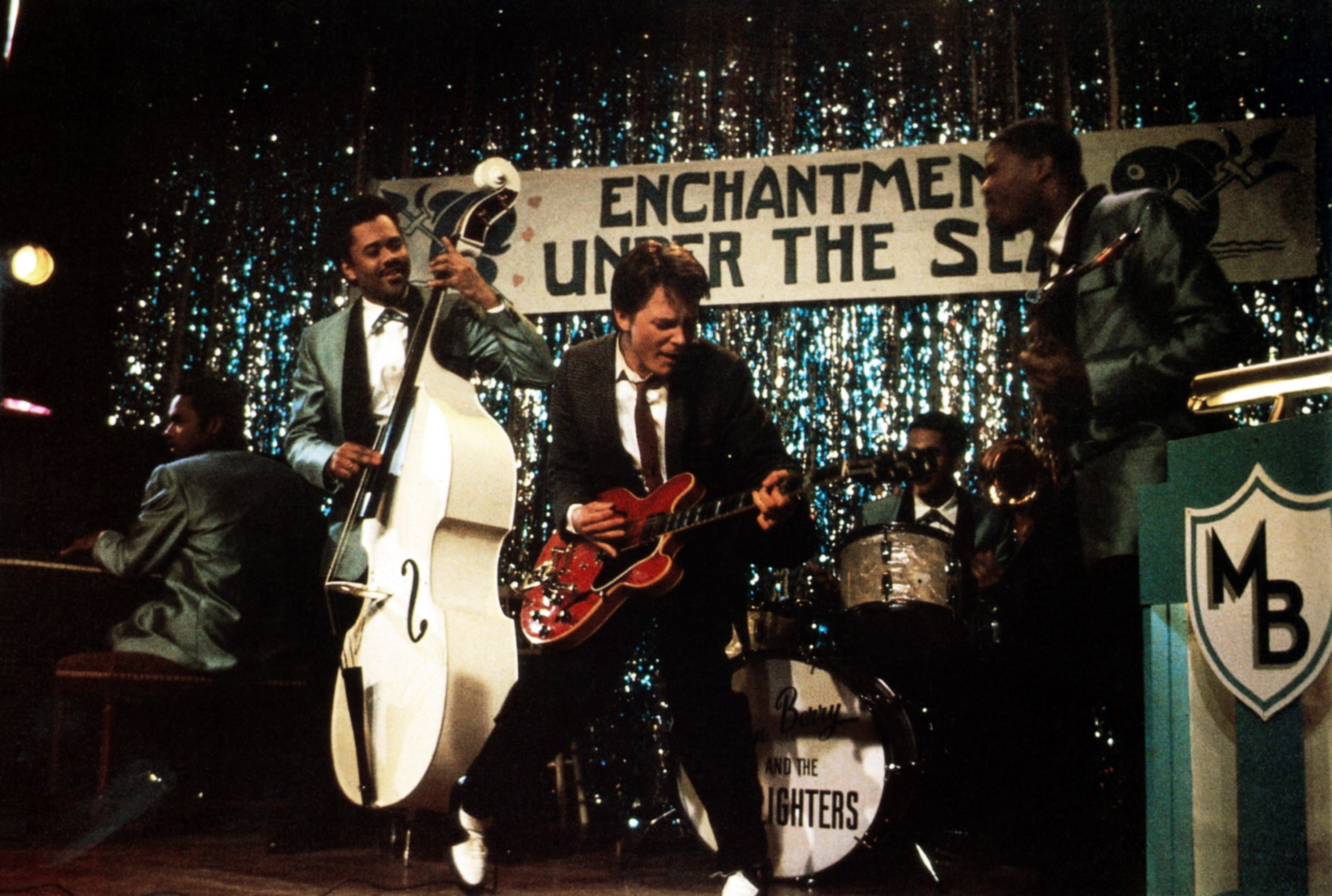 Enchantment Under the Sea Dance Party