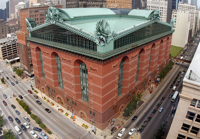 Chicago Public Library is waiving overdue book fines