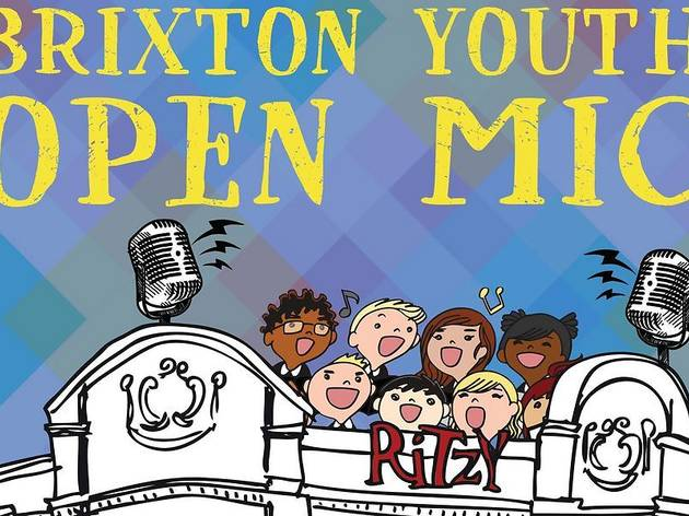 Brixton Youth Open Mic