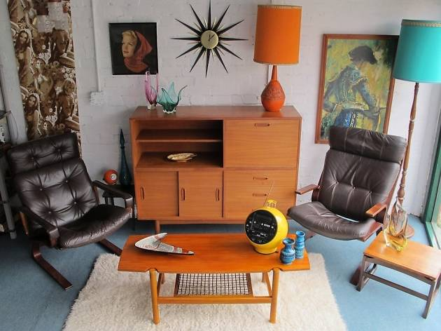 Where to buy vintage furniture. The best vintage furniture shops