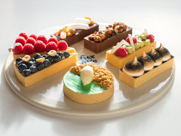 Dessert at T by LuxBite