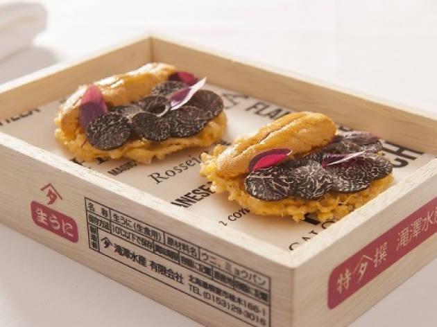 5th annual Black Truffle Dinner Series