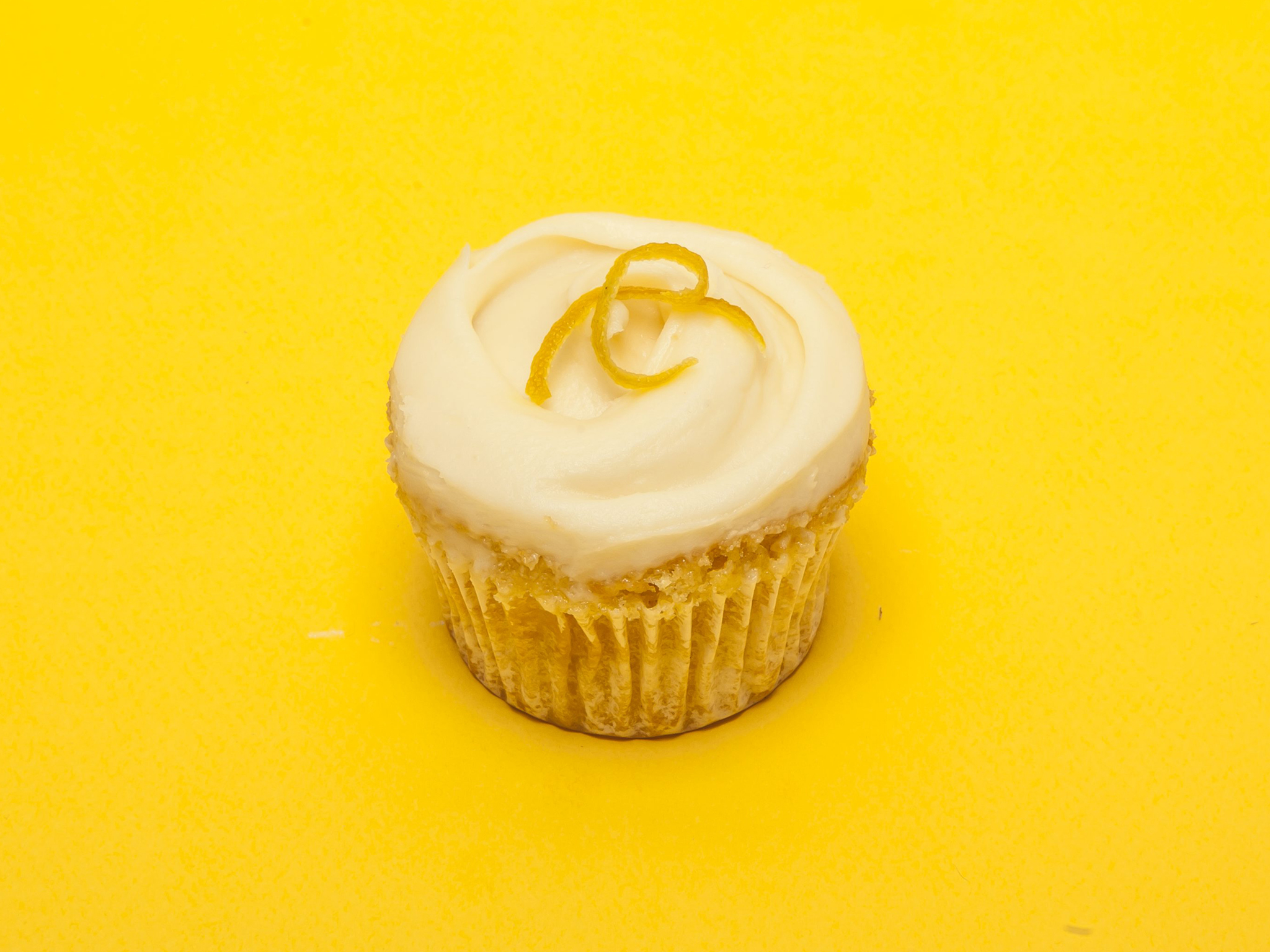 Gin-and-tonic cupcake at Primrose Bakery