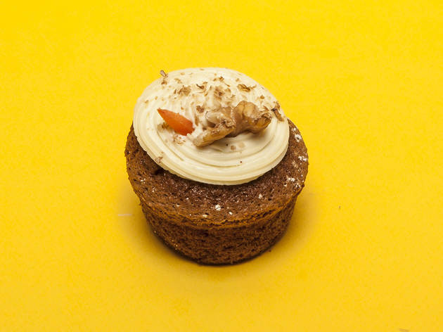 Carrot cake at 108 Pantry