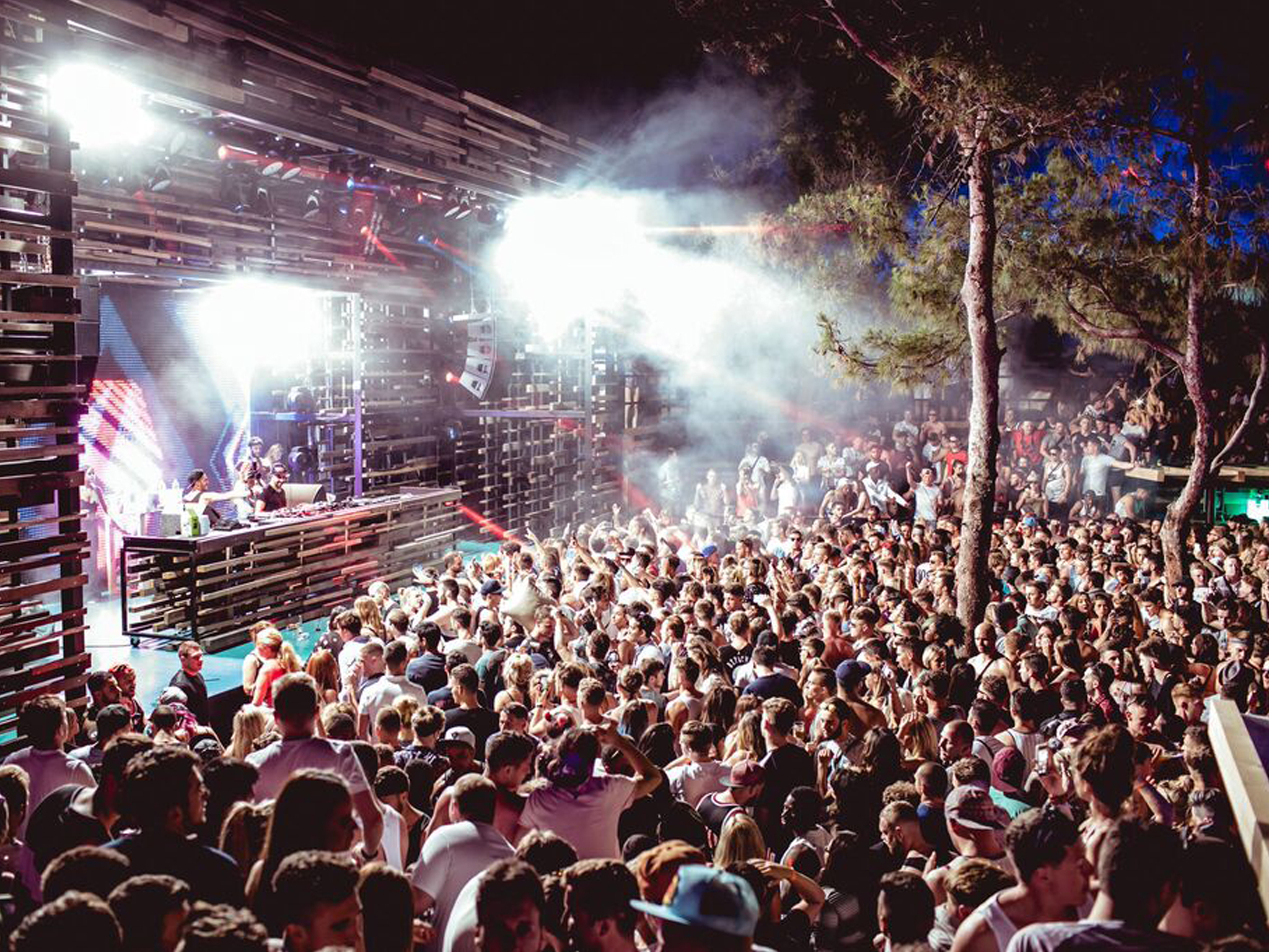 Win a VIP festival package at Hideout in Croatia