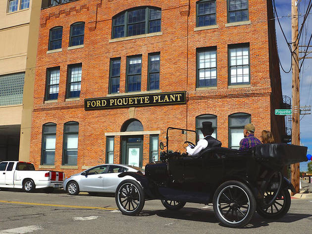 (Photograph: Courtesy Ford Piquette Avenue Plant/Will Lawson)