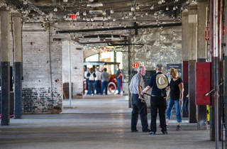 (Photograph: Courtesy Ford Piquette Avenue Plant/Anthony Barchock)