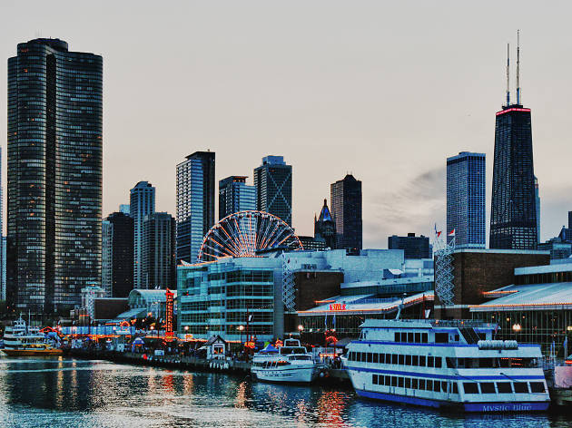 Navy Pier Chicago Il Things To Do In Streeterville Chicago