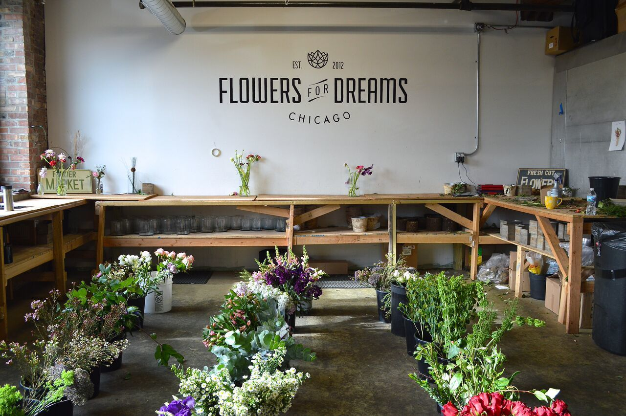 Flowers For Dreams