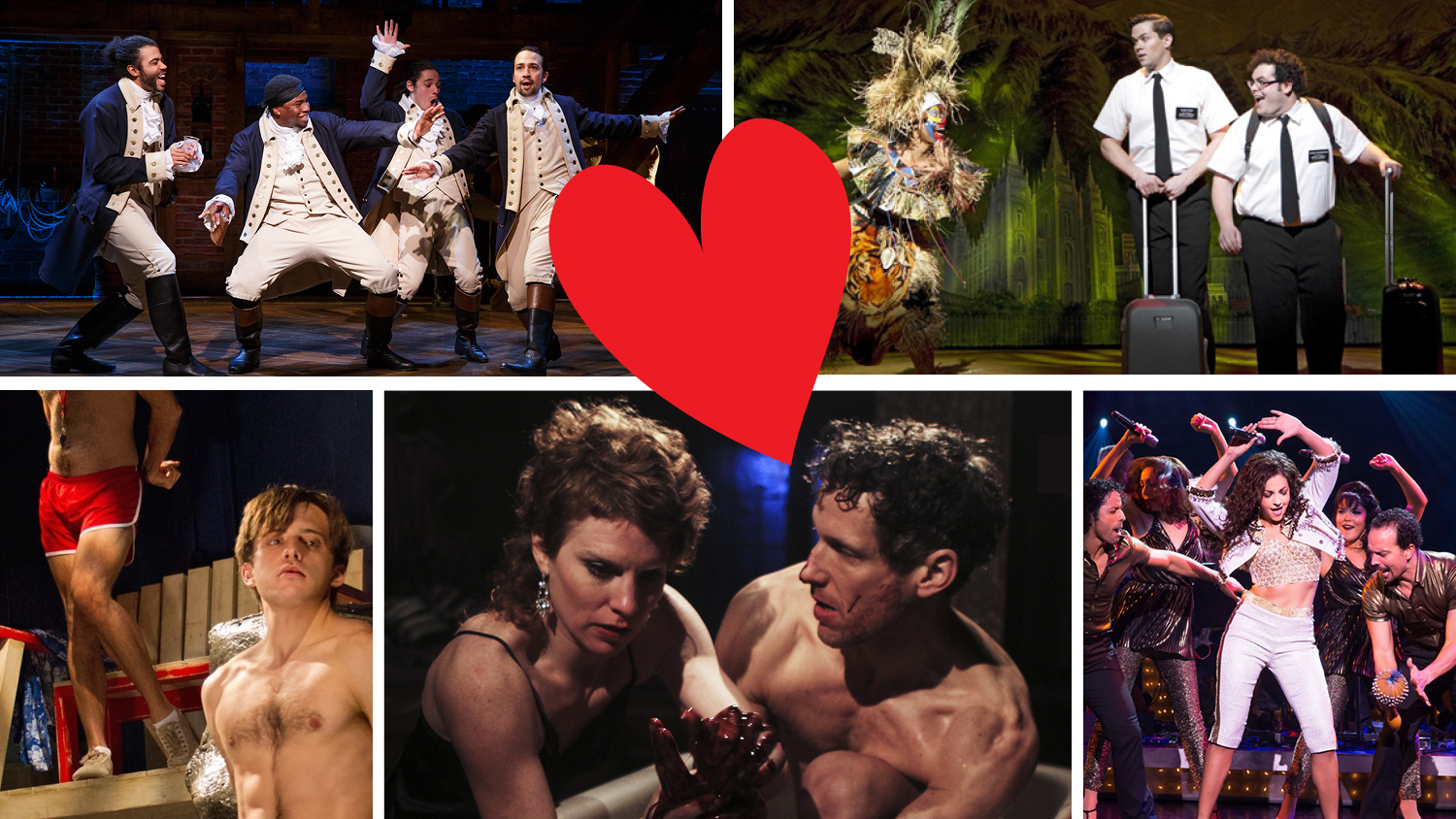 The 10 best Broadway shows for date night