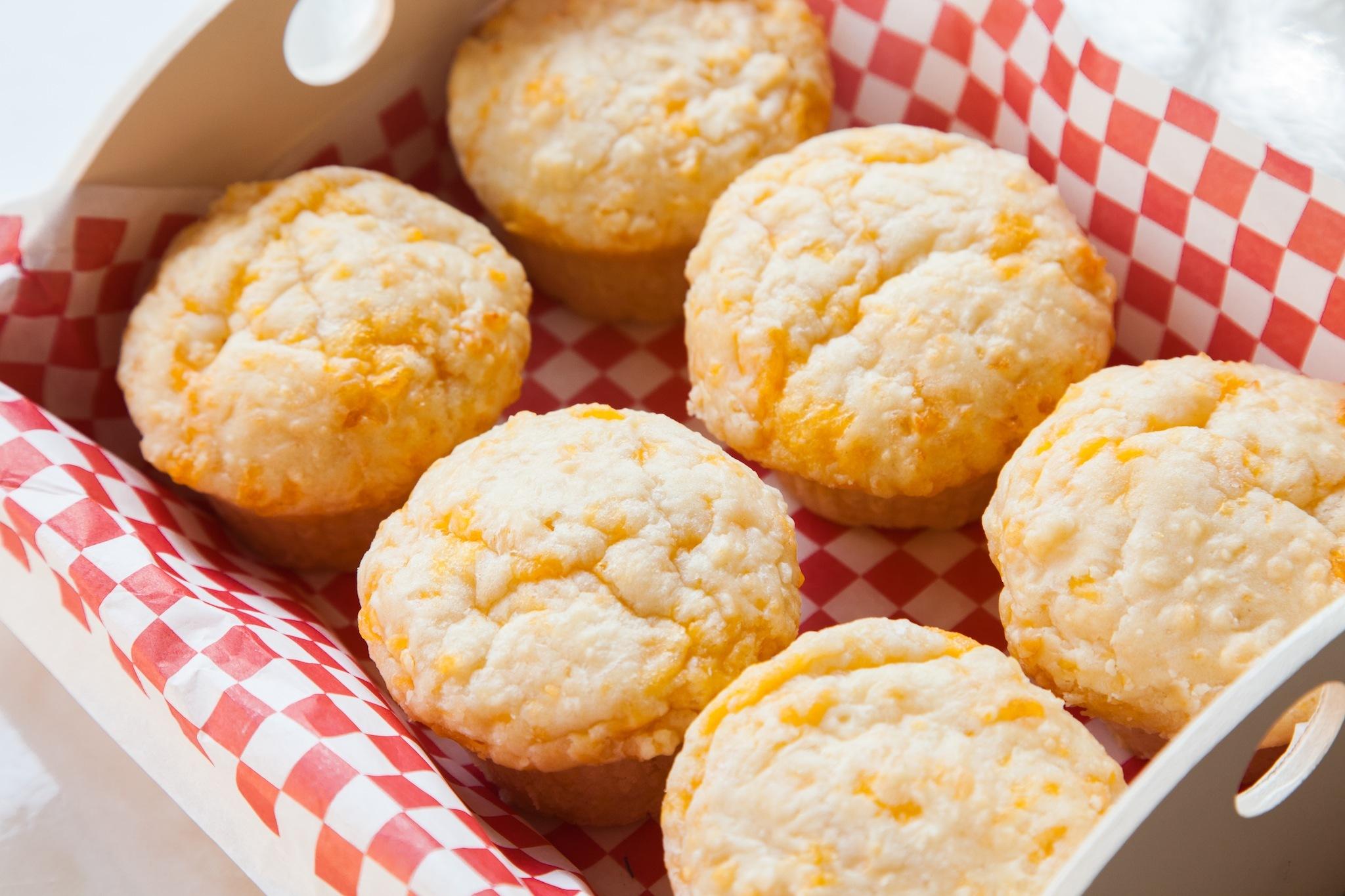 Cupcake de quesos