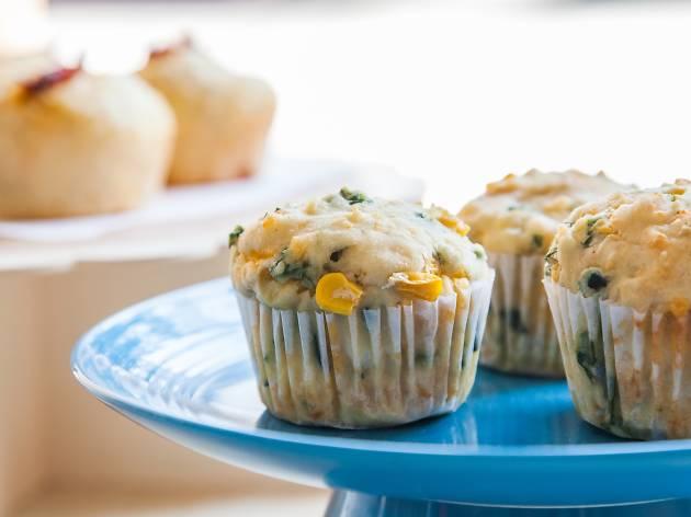 cupcakes salados Trigo y Amapola