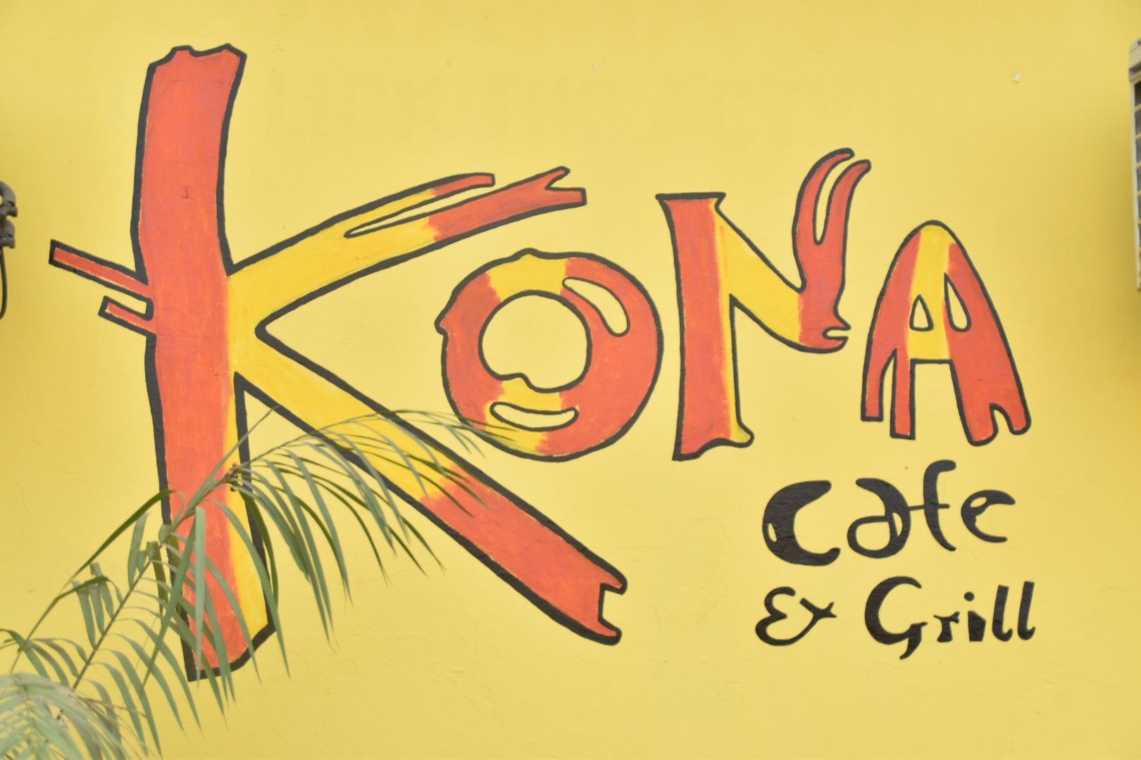 Kona Cafe & Grill
