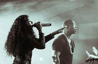 Ashanti + Ja Rule